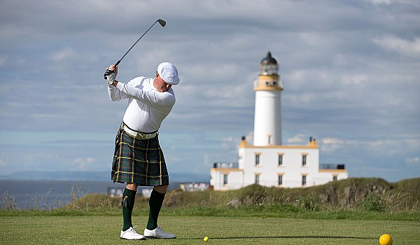 Turnberry Golf Experience